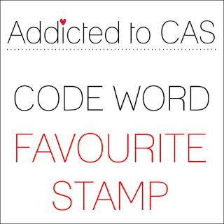ATCAS121 - code word favourite stamp